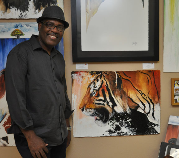 'Wild Things' Art Show Benefit
