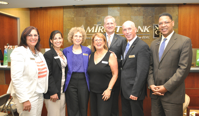 After-Hours Mixer At Amtrust Bank