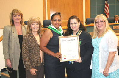 Palm Beach County Girl Scouts