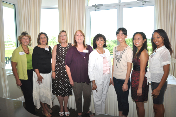 Women's Club Installs New Officers