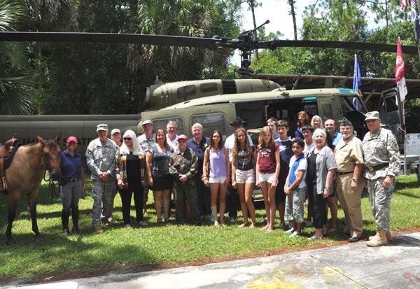 Project 425 Hosts Exchange Students