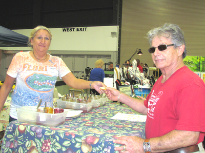 Buckler s craft fair brings crowd to fairgrounds town for Buckler craft fair schedule
