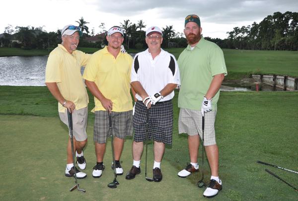 Pastor's Masters Golf Tourney At Binks