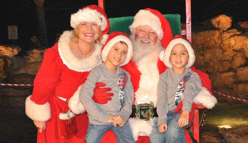 Royal Palm Holiday Festival Of Lights