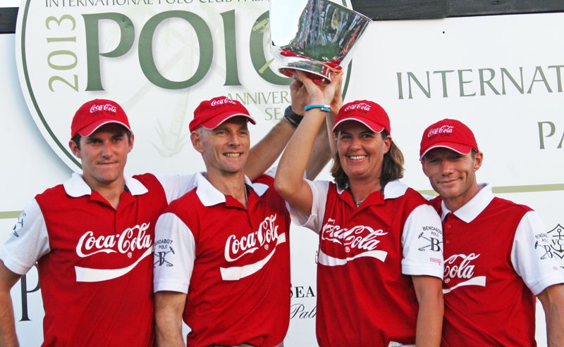 Coca-Cola Wins On Opening Day At IPC