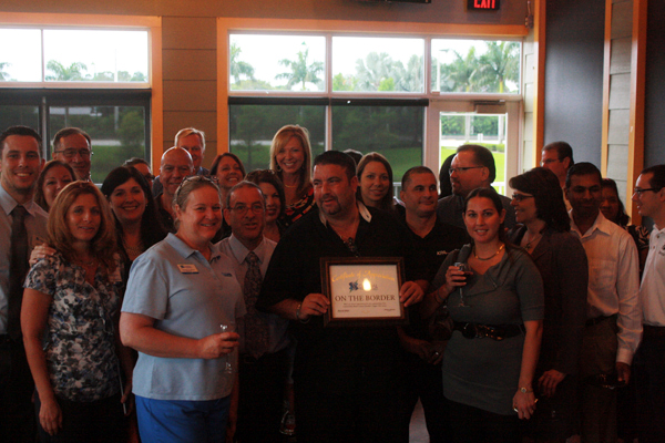 Chamber Mixer At On The Border
