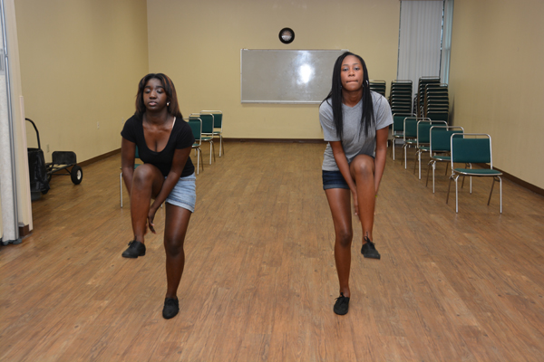 CAFCI Holds Talent Show Auditions