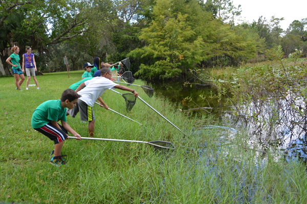 Fun At Okeeheelee Nature Center Camp