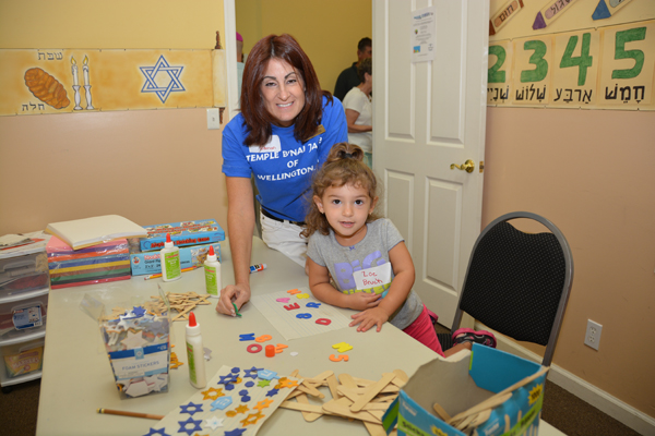 Temple B'nai Jacob Hosts Open House