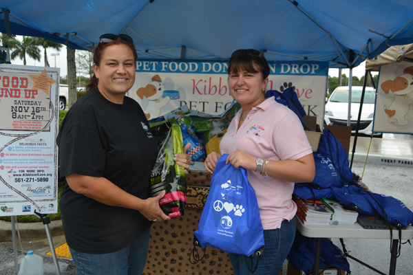 Kibblez Of Love Hosts Pet Food Drive