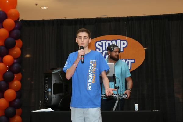 Anti-Bullying Kickoff Event At Mall