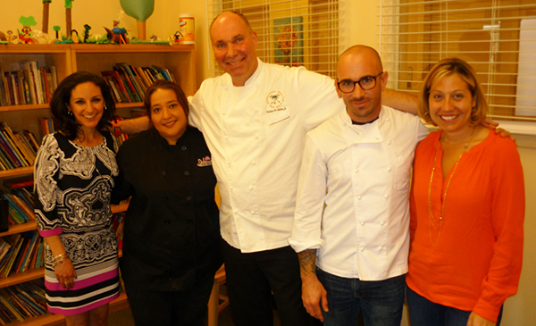 Boys & Girls Club Features Celebrity Chefs During Career Night