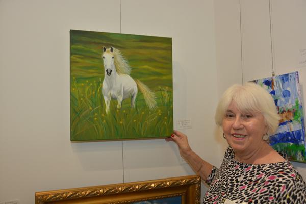 Wellington Art Society At CJR Fine Arts