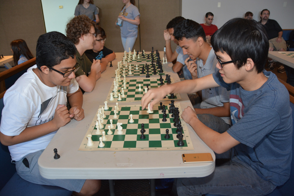 Young Players Compete At Palm Beach Chess Academy Tournament