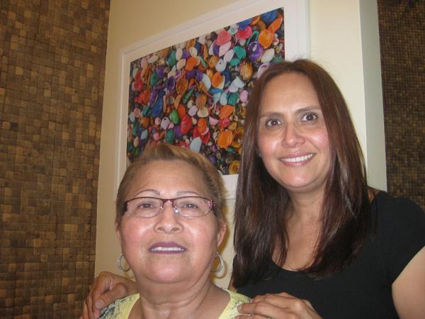 Reception Honors Griselda 'GG' Gonzalez