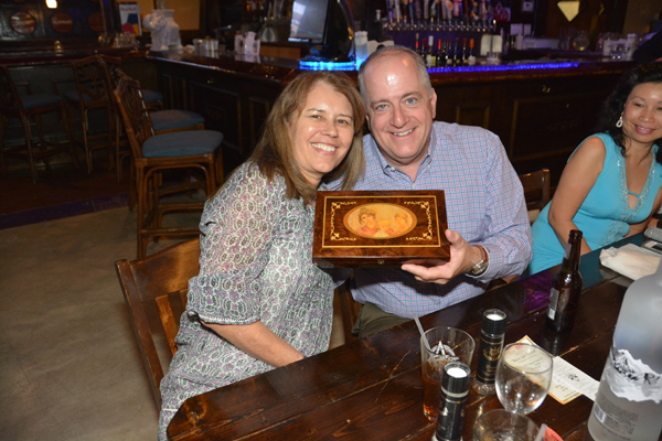MBSK Hosts Fundraising Dinner At The White Elephant In Wellington