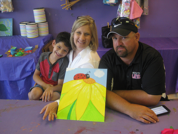 Plaster Time In Royal Palm Beach Offers Fun For All