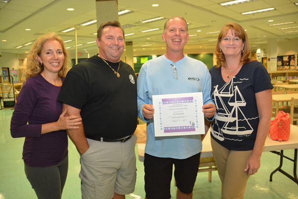 RPB Relay For Life Hosts Wrap-Up Party & Awards Ceremony
