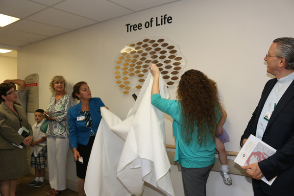 Tree Of Life At PWH Puts Focus On Organ Donation