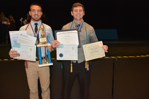 Senior Awards Night At WHS