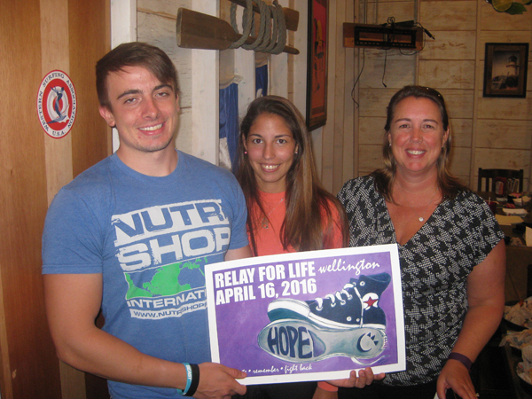 Wellington Relay For Life Holds Wrap-Up Party At Hurricane Grill