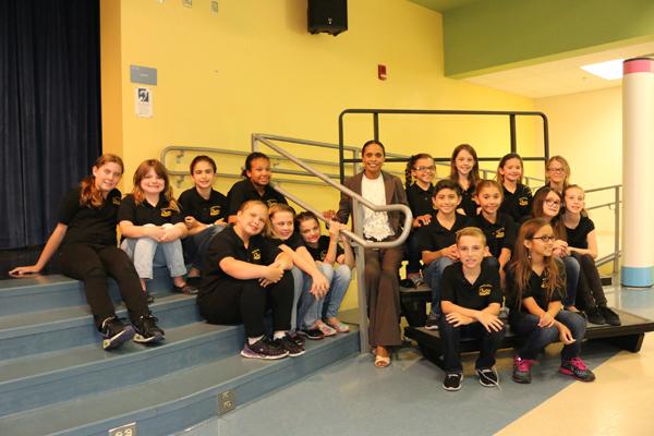 'Annie Kids' At Wellington Elementary