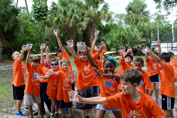 Camp Invention Makes Learning Fun