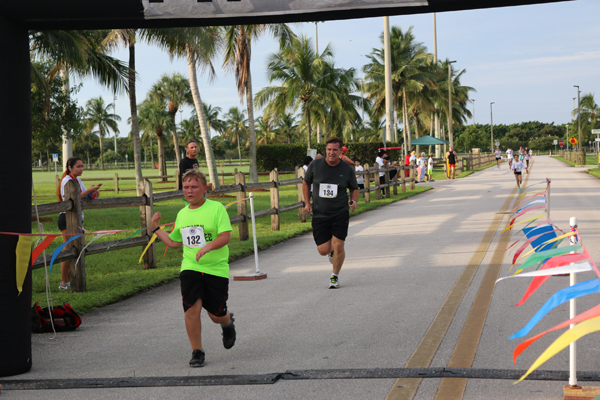 Wellington Father's Day 5K Run