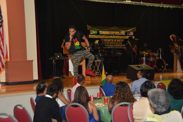 Celebrating Guyana's Independence