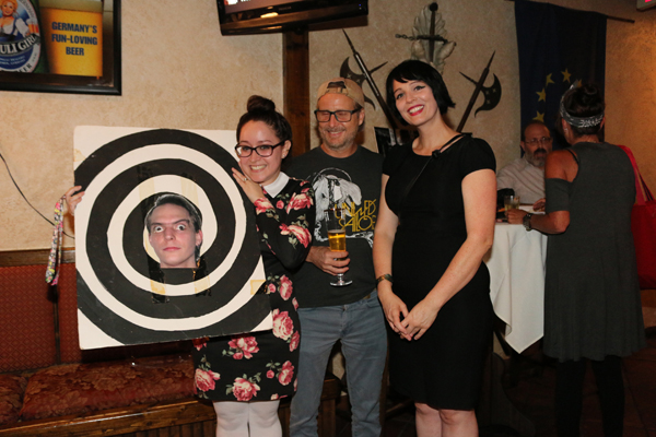 Fundraising Evening Celebrates The Life Of Jason Budjinski
