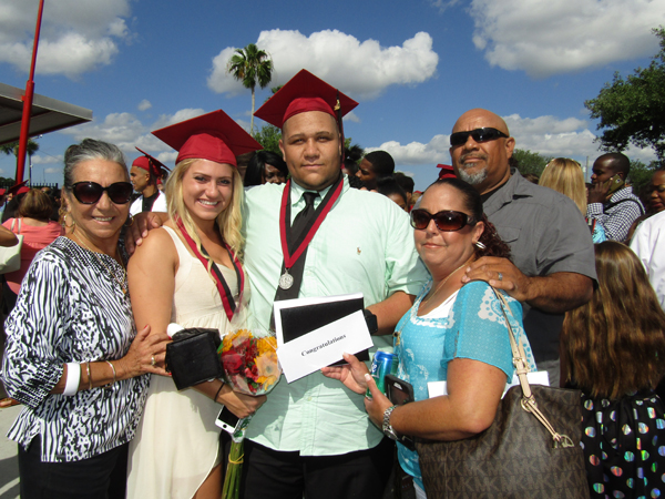 Palm Beach Central Graduates More Than 700 Seniors