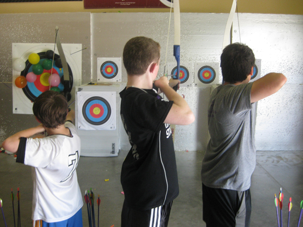 Perfect 10 Archery Hosts Olympic Day To Showcase Unique Sport