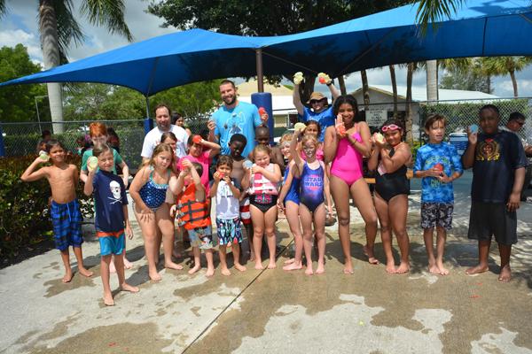 'Make A SPLASH' At Aquatics Complex