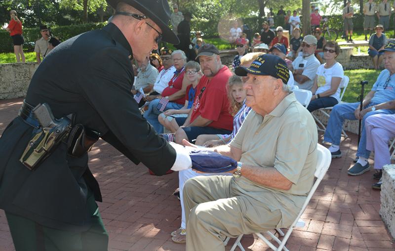 RPB Hosts Memorial Day Observance