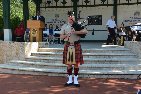 RPB Hosts Memorial Day Observance