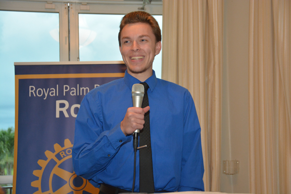 RPB Rotary Club Installs New Board