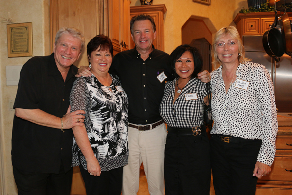 Foundation Hosts Fundraising Event