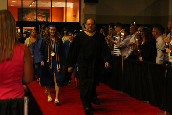 Commencement Celebration Honors WHS Class Of 2016