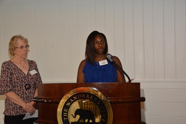 Women's Group Presents Scholarships