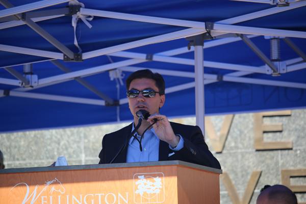Wellington Honors Memorial Day
