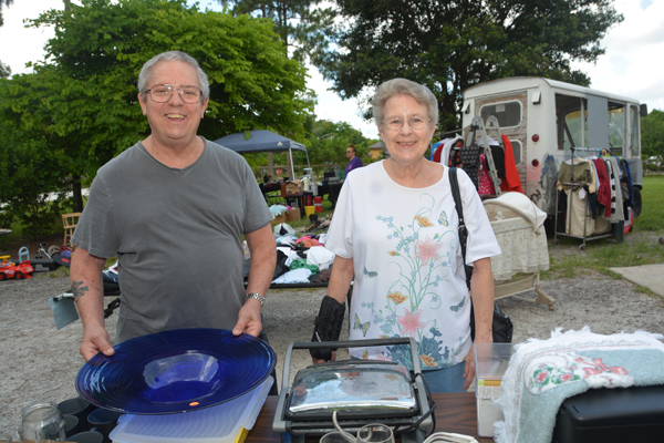 Yard Sale Raises Money For Barky Pines