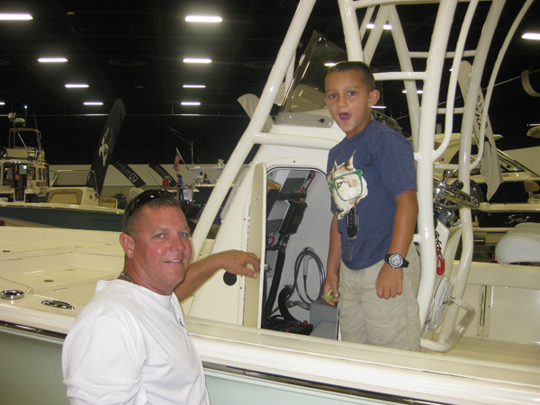 Summer Boat Show At The Fairgrounds