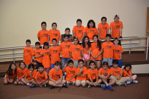 RPB Camp Hosts Visitors From Ecuador