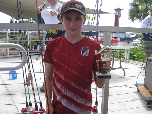 Fourth Of July Fishing Tourney In RPB