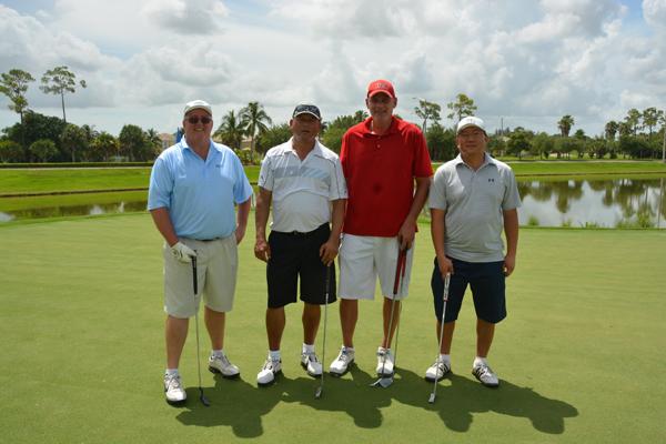 RPB Holds Firecracker Golf Tourney