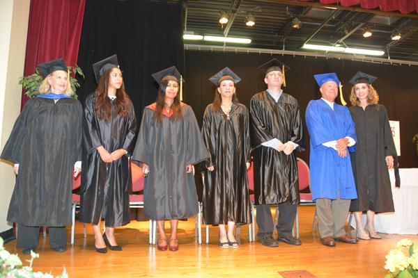 NRI Institute Hosts Graduation In RPB