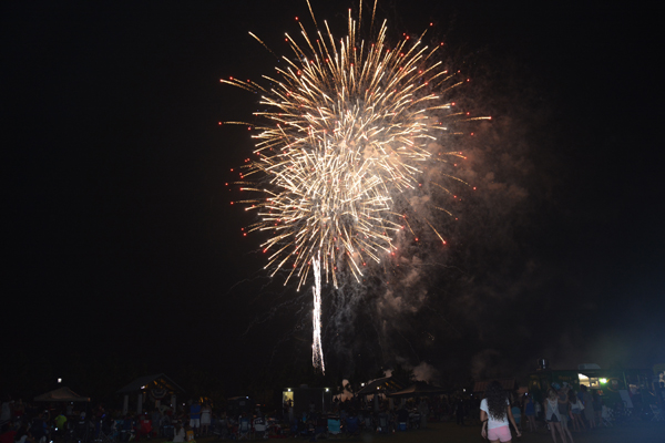 Star Spangled Spectacular In RPB