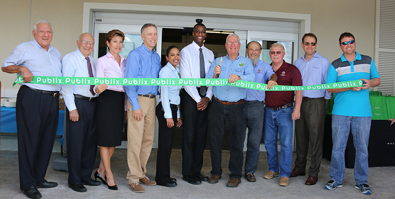 Ribbon Cutting Opens Loxahatchee Groves Commons
