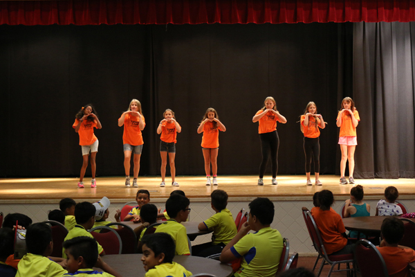 Royal Palm Summer Camp Talent Show
