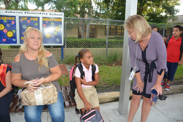 New School Year Begins For Students